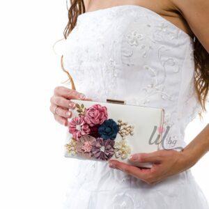 Чанта цветя