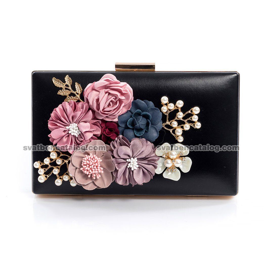Чанта с цветя