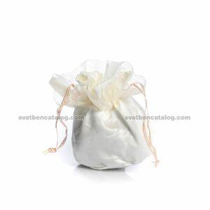 Сватбена чанта тип бонбон