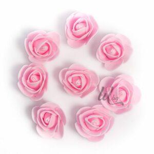 Светло розови розички