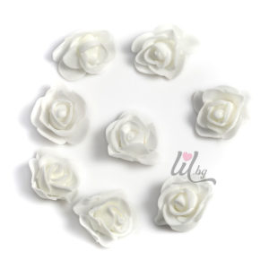 Бели розички