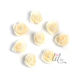 Розички за декорация в бежов цвят.