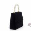 Черна чанта за сватба