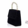 Черна луксозна чанта
