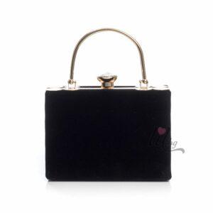 Черна бизнес чанта