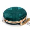Зелена лятна чанта