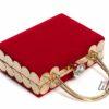 Червена бизнес чанта