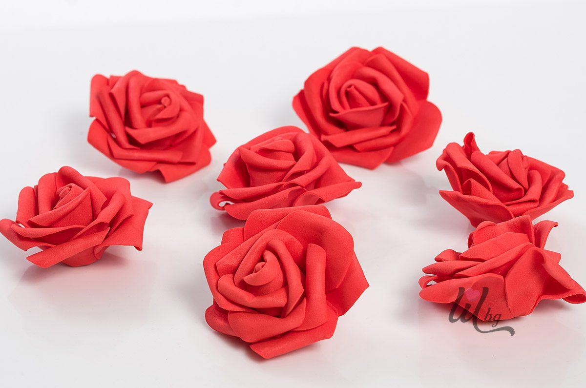 Червени розички