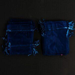 Сини подаръчни торбички