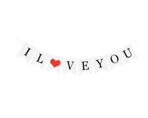 Табела I LOVE YOU