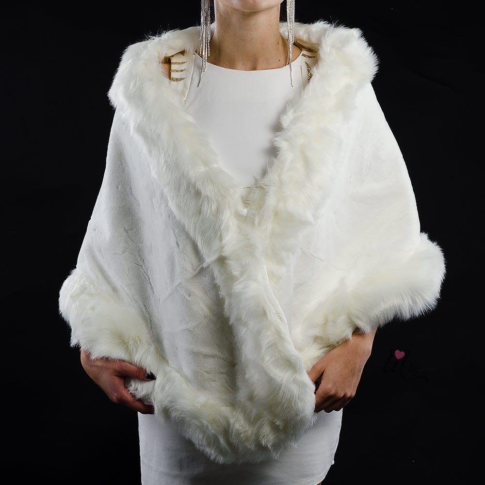 Зимен булчински шал